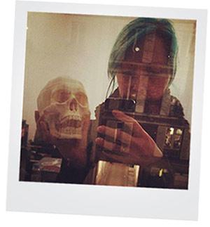 Call Me Woody - Broderie / Skulls / Tetes de Mort / Accessoires