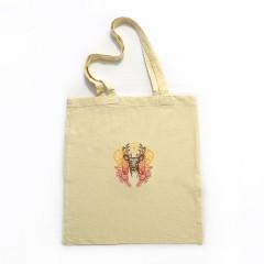 Le tote bag qui se plie et se range très facilement!